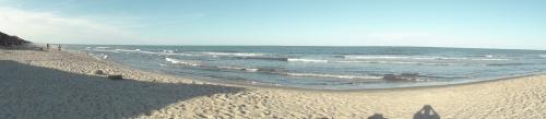 Panorámica de Bluff Beach