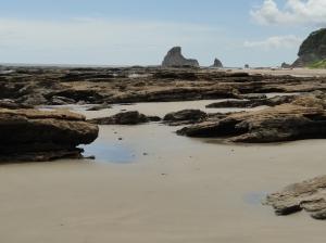 Playa de Mahagual y Madera