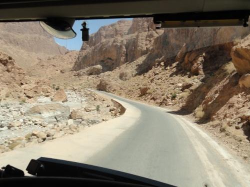 De camino a Agoudal