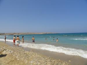 Playa de Karterós